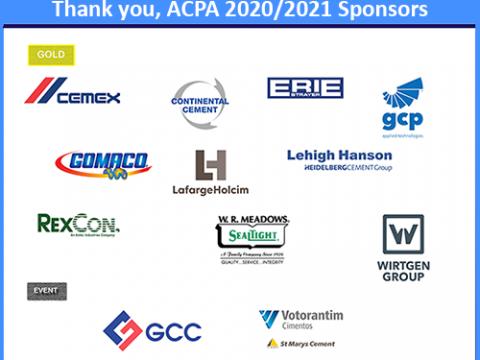 2020/2021 Sponsor Support Growing